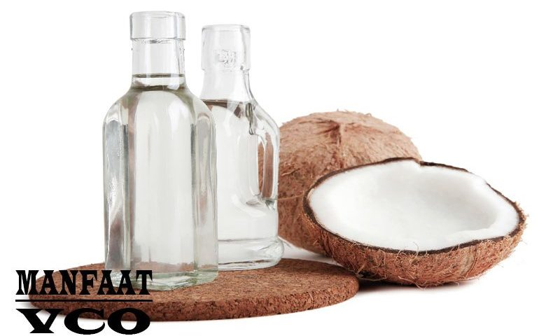 Manfaat Virgin Coconut Oil